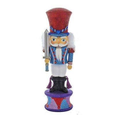 "[Kurt Adler Hollywood Nutcracker - Prince Christmas Nutcracker 15"" HA0331 New </Title]"