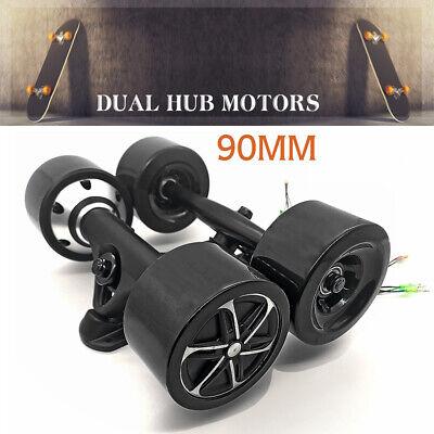 90mm Dual Hub Motors 6364 Electric Skateboard Longboard DIY Drive Brushless