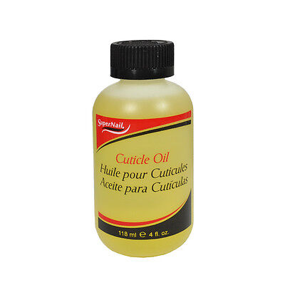 SuperNail Cuticle Oil 4.oz