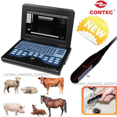 Ultraschall-scanner (Portable Laptop Maschine Digital Veterinär Ultraschall Scanner, 7,5 Rektale,Tier)