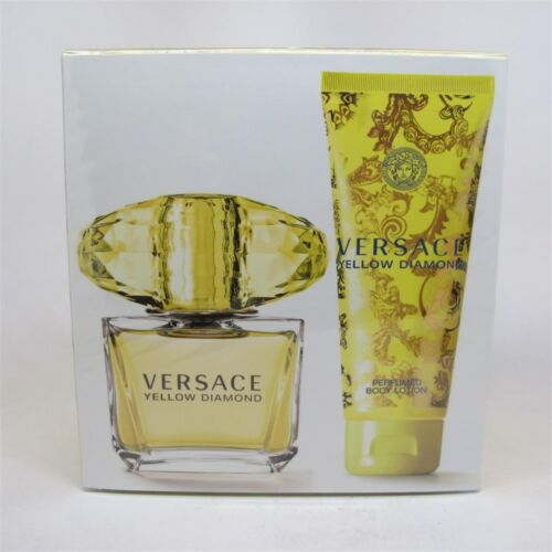 Versace Yellow Diamond by Versace for Women - 2 Pc Gift Set