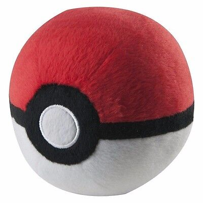 Genuine Takaratomy  Pokemon Go Plus X   Y Pokeball Plush Doll   4  Poke Ball