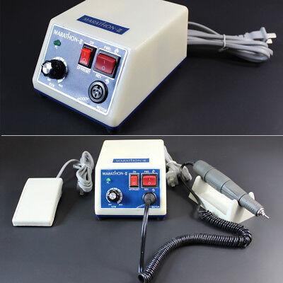 35k Rpm Dental Marathon Lab Electric Micromotor Drill Motor Polisher Whandpiece
