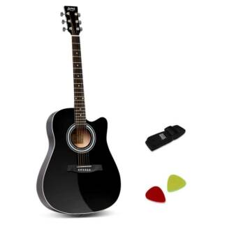 41' Steel Stringed High Performance Cutaway Acoustic Music Guit