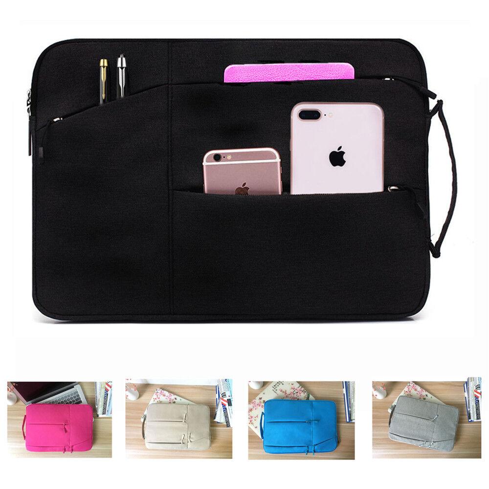 "For Apple MacBook Air Pro M1 11"" 13"" 15"" 16"" Laptop Hand Bag"