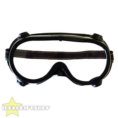 JOCKEY GOGGLES FANCY DRESS HORSE RIDER COSTUME ACCESSORY RACING GLASSES STAG ()