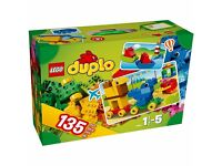 LEGO 10565 DUPLO Creative Suitcase 135 Pieces. Brand New and sealed.