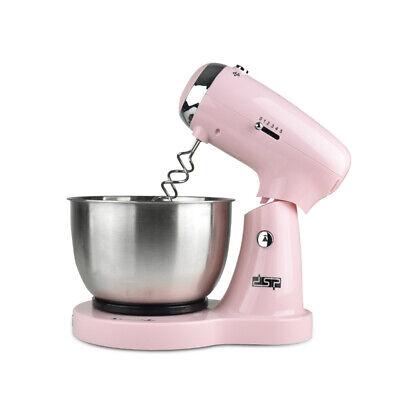 Mixer Küchenmaschine Knetmaschine Rührmaschine Rührgerät Teig Edelstahl DE