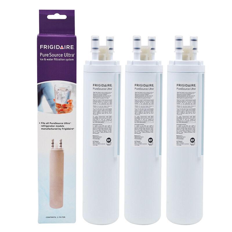 3PACK OEM Genuine Frigidaire ULTRAWF PureSource Ultra Refrigerator Water Filter