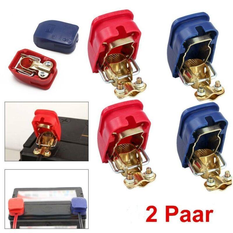 Batteriklemme Reparaturteil für Auto KFZ Paar von Ersatz Anschluss Klemme