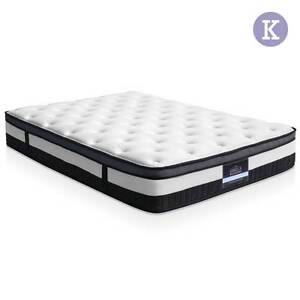 5 Star Luxury Euro Top Mattress – King - delivered free Adelaide CBD Adelaide City Preview