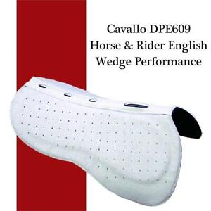 NEW Cavallo DPE609 Horse  Rider English Wedge Performance Condition: New