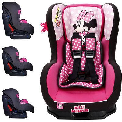 ☺♥♀♂MISS MINNIE COSMO Autositz - Kindersitz BABY SEAT 0-18 kg Modell 2018 NEU!!!