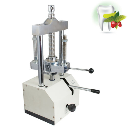 US Stock! Dental Lab laboratory Equipment Hydraulic Press Pressure Flask Presser