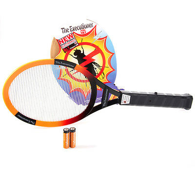 The Executioner Wasp Bug Zapper Insect Swat Fly Swatter
