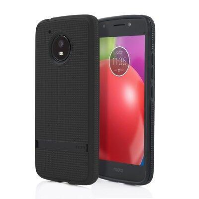 "Motorola Moto E4 5"" 16GB GSM (FACTORY UNLOCKED) Verizon Prepaid Black, BRAND NEW"