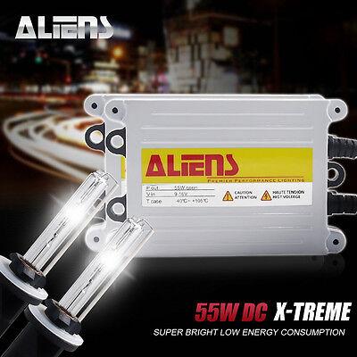 Aliens 55W 880/881 55W HID Light Xenon Kit Conversion High Fog Light All Colors 55w Single Light