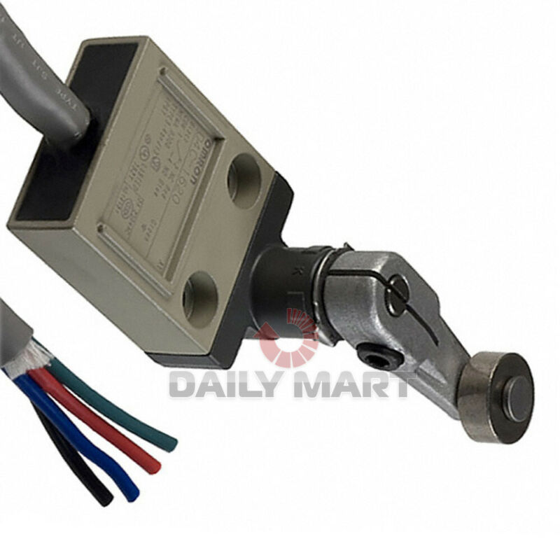 New In Box Omron D4C-1620 D4C1620 Limit Switch