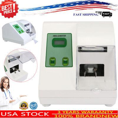 G5 Amalgamator Digital Dental Amalgam Capsule Mixer Blending G5hl-ah 4200rpm New