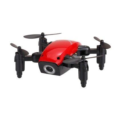 2.4G 4CH 0.3MP Camera Drone Selfie Drone WIFI FPV Mini RC Quadcopter Altitude