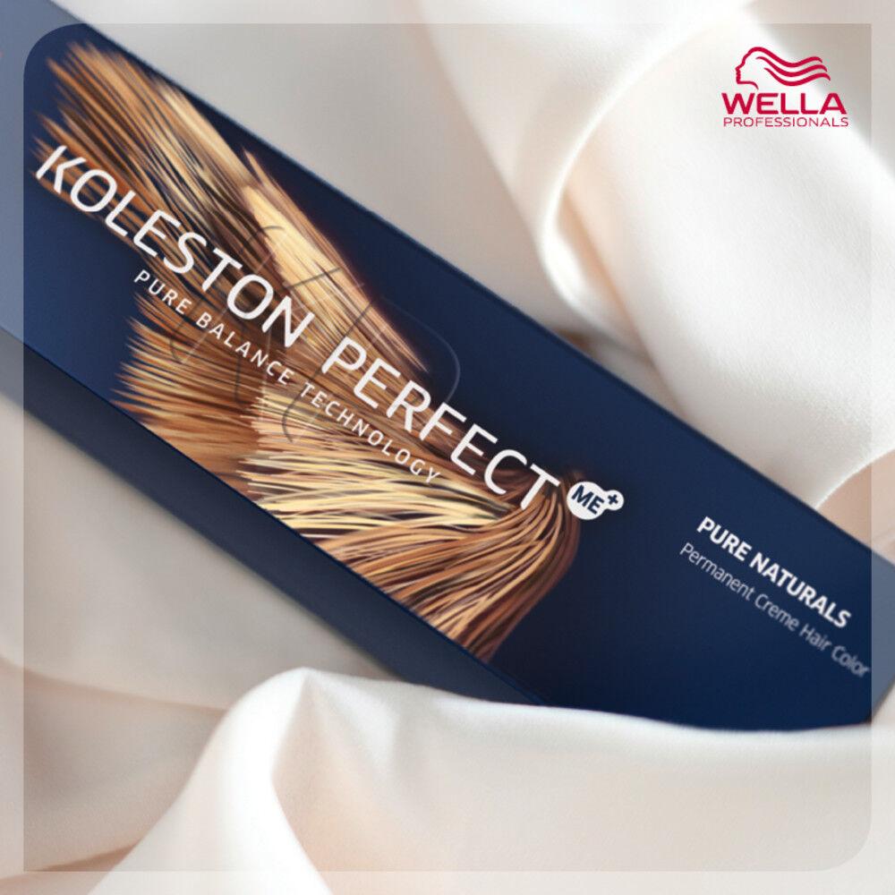 Wella Koleston ME+ 60ml Haarfarbe -Schwarz 2/0-Deutsche Ware