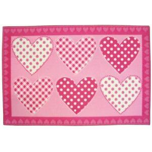 Childrens Pink Rugs