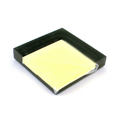 Senator I Post-it Note Black Marble Holder Mmm-109