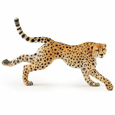RUNNING CHEETAH 50238 ~ NEW for 2018!  FREE SHIP/USA w/ $25.+ Papo Products