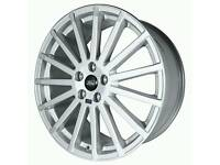 """NEW 18"""" FORD FOCUS RS STYLE ALLOY WHEELS X4 BOXED 5X108 FOCUS MONDEO CONNECT VAN C-MAX S-MAX"""
