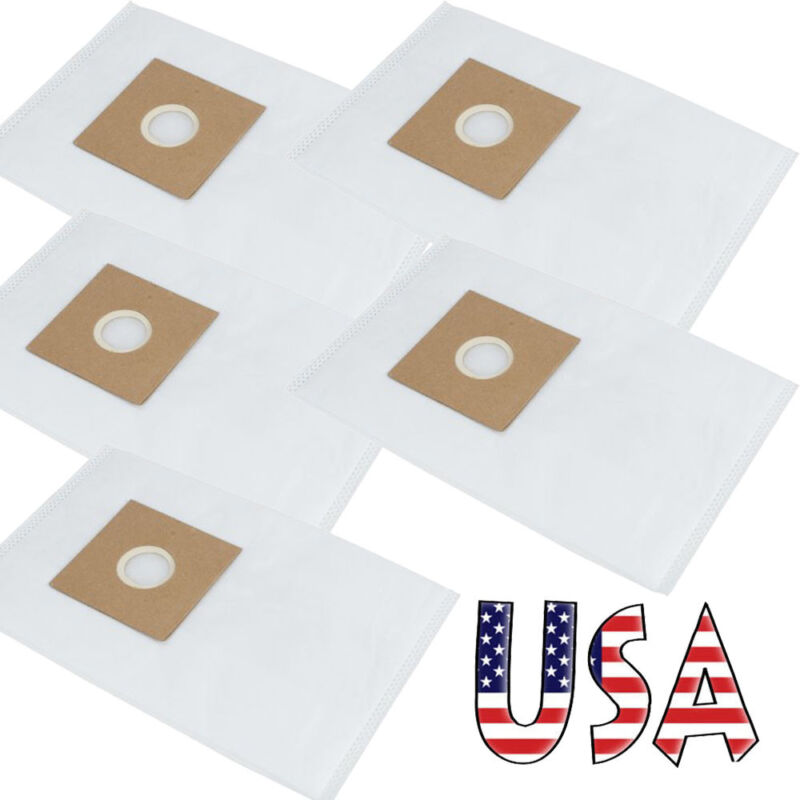 5PCS Universal Replacement Filter Bag for Dental Dust Collector Vacuum Cleaner