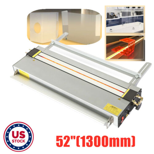 """USA 110V 52"""" Acrylic Bending Machine Bender Heater with Infrared Calibration"""