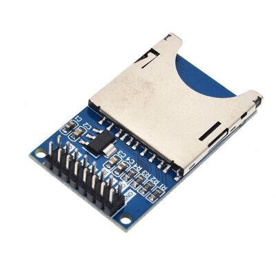 2pcs Sd Card Slot Module Card Reader For Arduino Arm Mcus Us