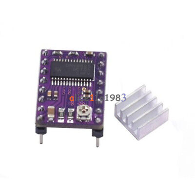 Arduino Drv8825 Stepper Motor Driver Module 3d Printer Ramps1.4 Reprap Stepstick