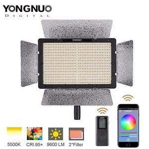Yongnuo YN-900 / YN 1200 LED  YN900 Video Light DSLR/PRO Camera