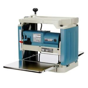 Like New Makita 2012NB 12-Inch Planer with Interna-Lok Automated Head Clamp, PICKUP ONLY - PU3
