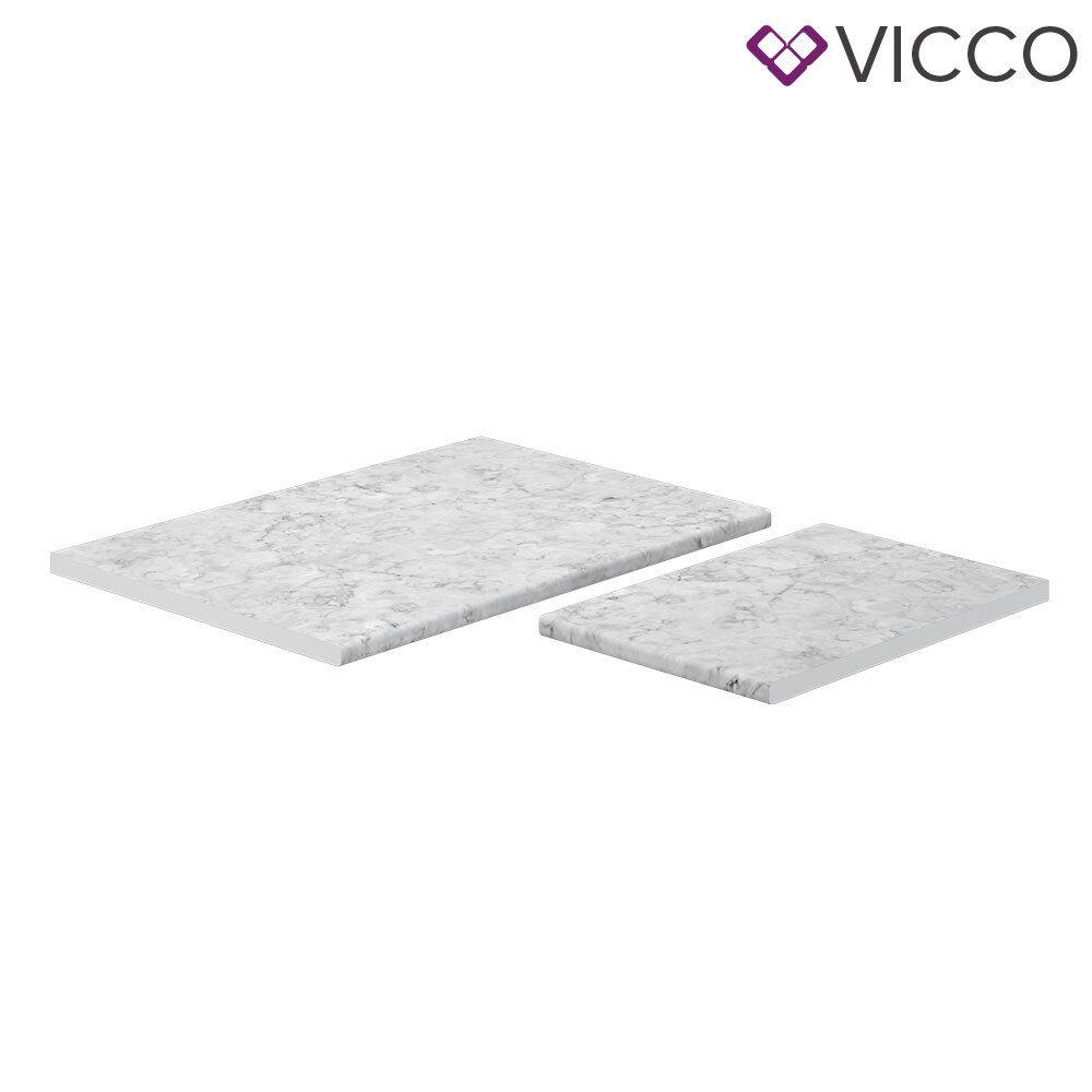 VICCO Küchenschrank Hängeschrank Unterschrank Küchenzeile R-Line Arbeitsplatte Eckunterschrank