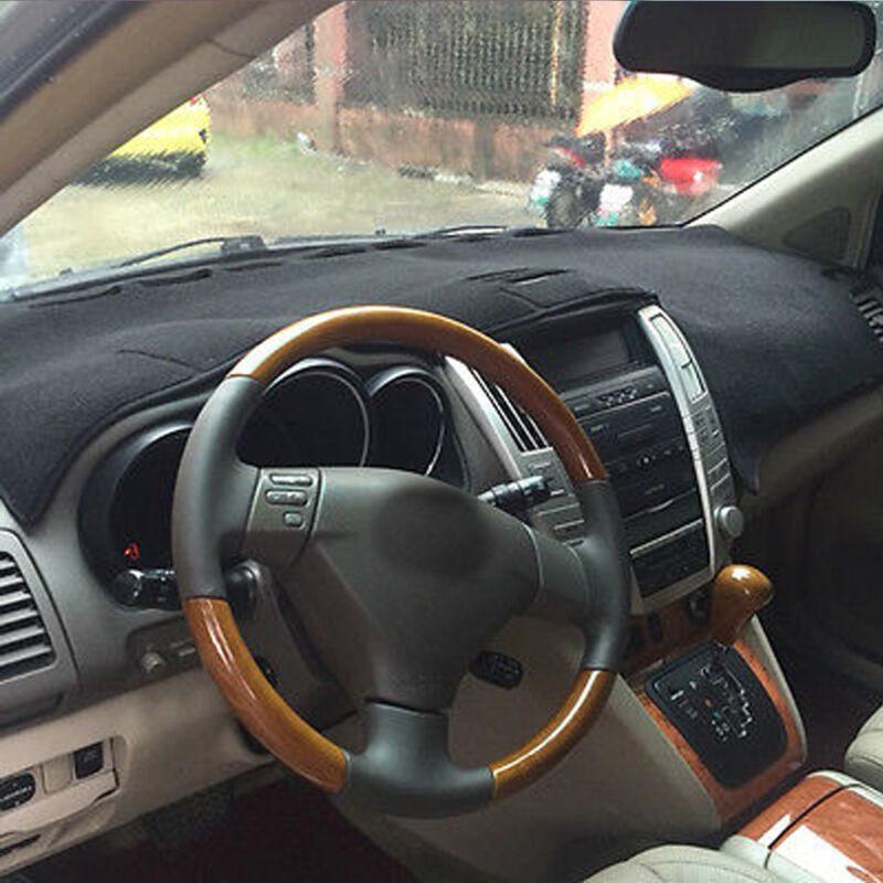 1Pc Car Dashboard Cover Dashmat Dash Mat Pad For Lexus RX 350 330 300 2004-2007