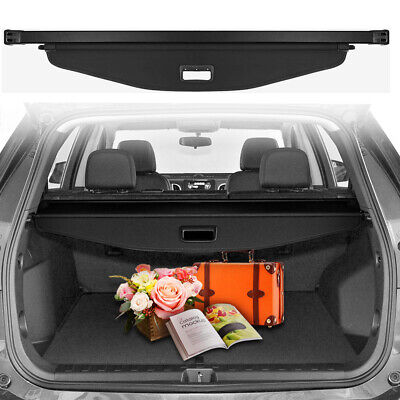 fit 2018-2020 Chevrolet Equinox Retractable Updated Cargo Cover Privacy Shade