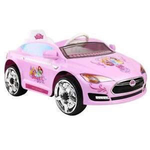 Disney Princess kids Ride On Car - Pink Kingsgrove Canterbury Area Preview