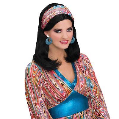 60's Flower Power Headband Costume Dress up Accessory](60s Dress Up)