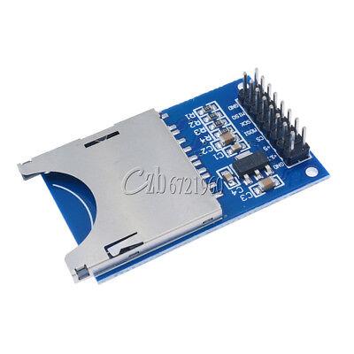 2pcs Sd Card Module Slot Socket Reader For Mp3 Arduino Arm Mcu Read And Write