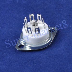 10pcs-7Pin-Ceramic-MINI-Tube-Socket-for-12AF6-12EC6-6AQ5-6CA5-6X4-Valve-7F