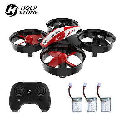 Holy Stone HS210 Mini RC Drone 2.4G 360° Flip Altitude Micro Quadcopter For Kids