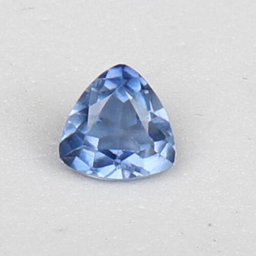 Natural Sapphire Ceylon Cornflower 1.95 Ct Trillion Loose Gemstone Certified