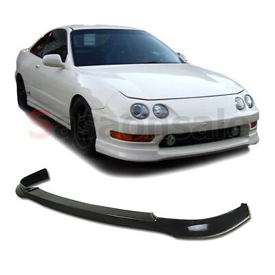 Made for 1998-2001 ACURA INTEGRA DC2 Type-R Style Front PU Bumper Lip Body Kit ()