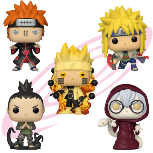 Official Naruto Sixth Path Sage Anime Funko Pop Vinyl Figure Collectables