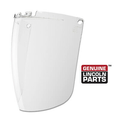 Genuine Lincoln Kp3757-1 Omnishield Clear Face Shield - Dual Coating