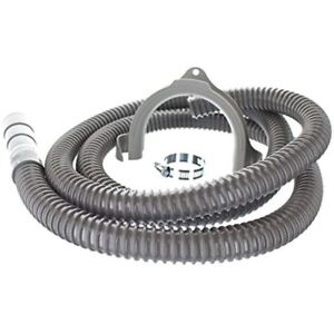 Universal Washing Machine Discharge Drain Hose - 8 Ft Corrugated - FREE SHIPPING