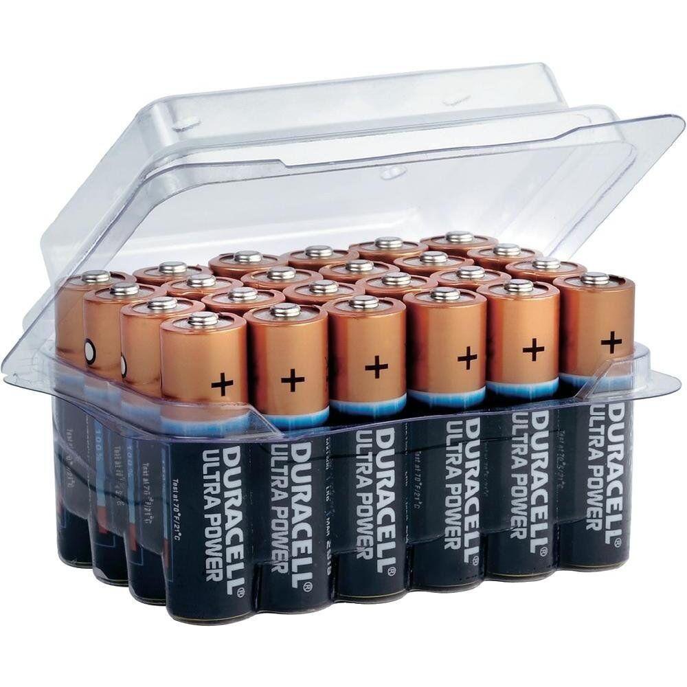 48x Duracell Ultra Power  Batterie  AAA  LR03  Micro  Bulk  2 x 24er Box