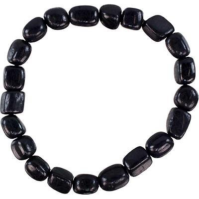 Black Tourmaline Elastic Bracelet!